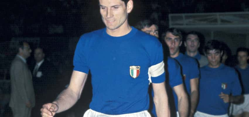 Blue Italy Shirt - 1960s