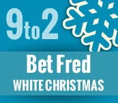 Bet Fred White Christmas