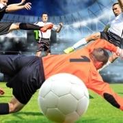 Football - Goal