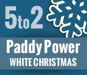 Paddy Power White Christmas