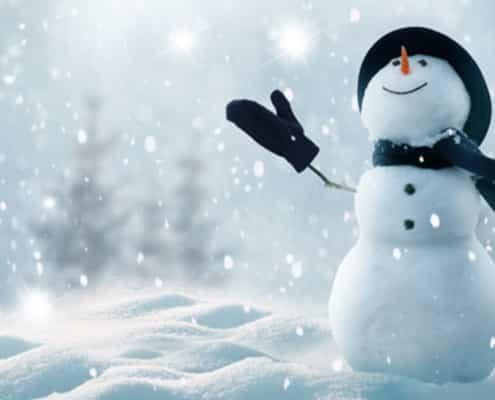 White Christmas Odds